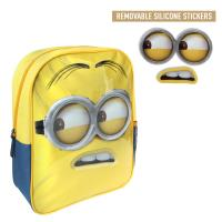 MOCHILA PLAY BACK PERSONALIZABLE MINIONS