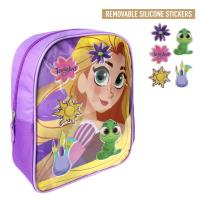 MOCHILA PLAY BACK PERSONALIZÁVEL TANGLED