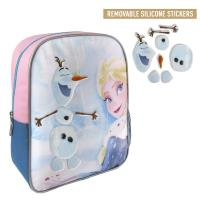 MOCHILA PLAY BACK PERSONALIZABLE FROZEN