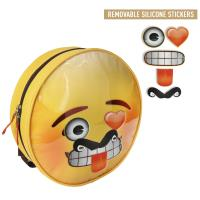 MOCHILA PLAY BACK PERSONALIZABLE EMOJI