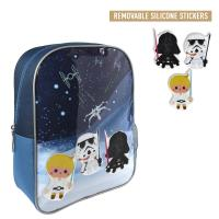 MOCHILA PLAY BACK PERSONALIZABLE STAR WARS