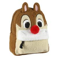 ZAINO CASUAL MODA PELO DISNEY CHIP AND DALE