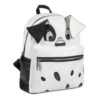 BACKPACK CASUAL FASHION FAUX-LEATHER DISNEY 101 DALMATAS