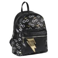 BACKPACK CASUAL FASHION FAUX-LEATHER HARRY POTTER