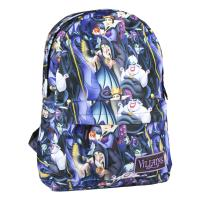 MOCHILA ESCOLAR INSTITUTO CLASICOS DISNEY VILLANAS