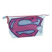 TRAVEL SET TOILETBAG SUPERMAN