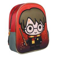 KIDS BACKPACK 3D HARRY POTTER
