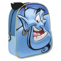BACKPACK NURSERY 3D DISNEY ALADDIN