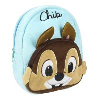 MOCHILA CRECHE PERSONAGEM DISNEY CHIP AND DALE