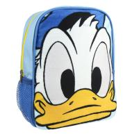 MOCHILA INFANTIL PERSONAGEM CLASICOS DISNEY DONALD