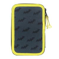 FILLED PENCIL CASE TRIPLE GIOTTO PREMIUM BATMAN 1
