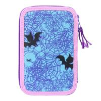 FILLED PENCIL CASE TRIPLE GIOTTO PREMIUM VAMPIRINA 1