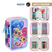 PLUMIER TRIPLE GIOTTO PREMIUM SHIMMER AND SHINE