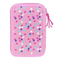 FILLED PENCIL CASE TRIPLE GIOTTO MINNIE 1