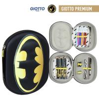 FILLED PENCIL CASE TRIPLE 3D BATMAN