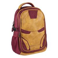 BACKPACK CASUAL TRAVEL AVENGERS IRON MAN