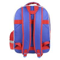 MOCHILA ESCOLAR 3D SPIDERMAN 1