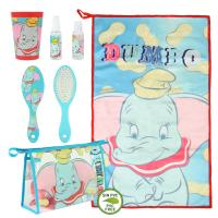 TROUSSE DE TOILETTE SET DE TOILETTAGE PERSONNEL DISNEY DUMBO