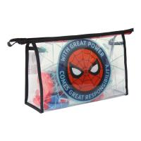 TRAVEL SET TOILETBAG SPIDERMAN 1