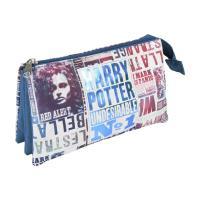 TROUSSE PLAN 3 COMPARTIMENTS HARRY POTTER