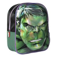 BACKPACK NURSERY 3D PREMIUM AVENGERS HULK