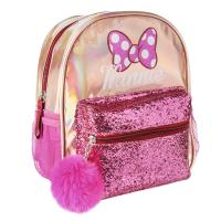 BACKPACK CASUAL FASHION SPARKLY MINNIE