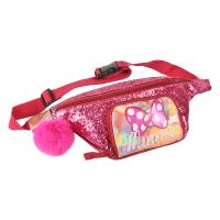 BOLSO RIÑONERA BRILLANTE MINNIE