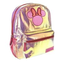 BACKPACK CASUAL FASHION IRIDISCENTE MINNIE