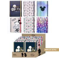 DISPLAY LIBRETAS MICKEY
