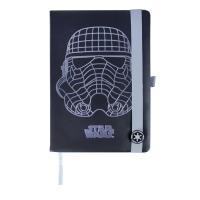 NOTEBOOK STAR WARS STORM TROPPER