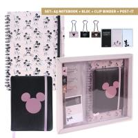SET PAPELARIA MICKEY