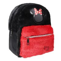 BACKPACK CASUAL FLUSH TOY/ FLUFFY TOY PELO MINNIE