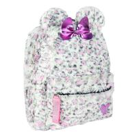 BACKPACK CASUAL HAIR PELO MINNIE