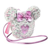 SAC À MAIN BANDOLIER POIL MINNIE