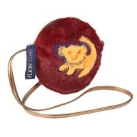 HANDBAG SHOULDER STRAP PELO LION KING