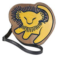 HANDBAG 3D KIDS SHOULDER BAG FAUX-LEATHER LION KING