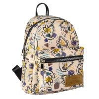 BACKPACK CASUAL FASHION POLIPIEL LION KING
