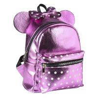 BACKPACK CASUAL FASHION FAUX-LEATHER MINNIE