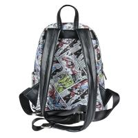 BACKPACK CASUAL FASHION POLIPIEL MARVEL 1