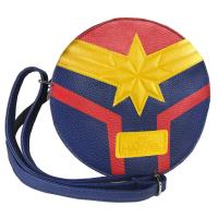 BOLSA BANDOLEIRA POLIPEL CAPTAIN MARVEL