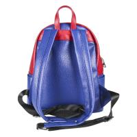 BACKPACK CASUAL FASHION FAUX-LEATHER CAPTAIN MARVEL 1