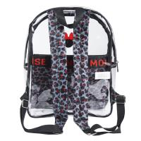 MOCHILA CASUAL MODA TRANSPARENTE MINNIE 1