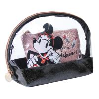TRAVEL SET TOILETBAG MINNIE