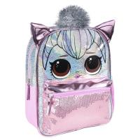 KIDS BACKPACK CHARACTER SPARKLY LOL