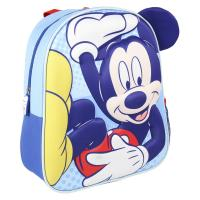 BACKPACK NURSERY 3D PREMIUM APLICACIONES MICKEY