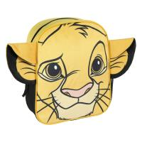 MOCHILA INFANTIL PERSONAGEM APLICACIONES LION KING