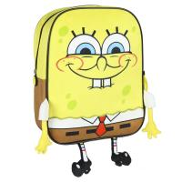 KIDS BACKPACK CHARACTER APPLICATIONS BOB ESPONJA