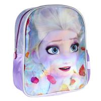 MOCHILA INFANTIL PERSONAGEM BRILLANTE FROZEN 2
