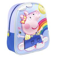 BACKPACK NURSERY 3D PEPPA PIG