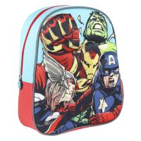 KIDS BACKPACK 3D AVENGERS